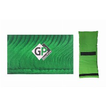 Green Glass Pillow