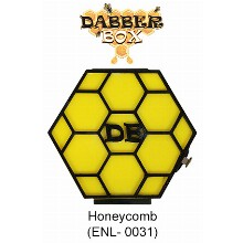 Honeycomb Dabber Box Station With Led Light