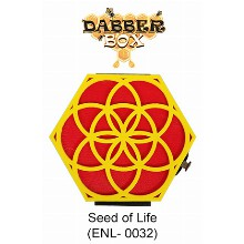 Seed Of Life Dabber Box Station