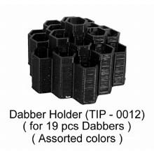 Dabber Holder For 19 Pcs