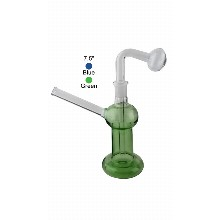 7.5 Inch Green Blue Oil Burner