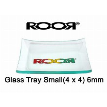 Glass Tray Small 4x 6mm