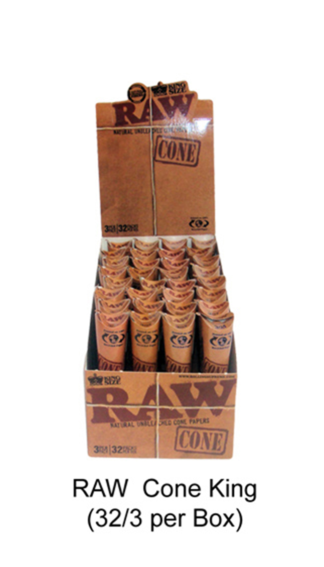 Raw Cone Classic King Size