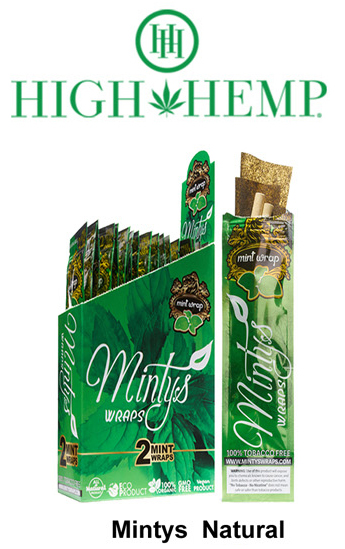 High Hemp Mintys Natural