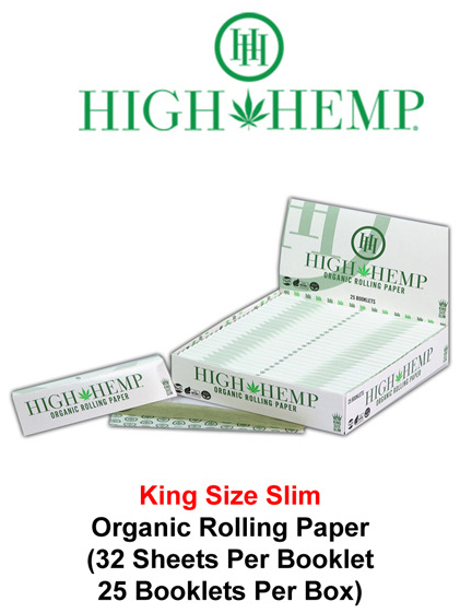 High Hemp King Size Slim