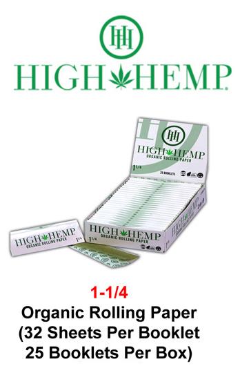 High Hemp 1 1 & 4