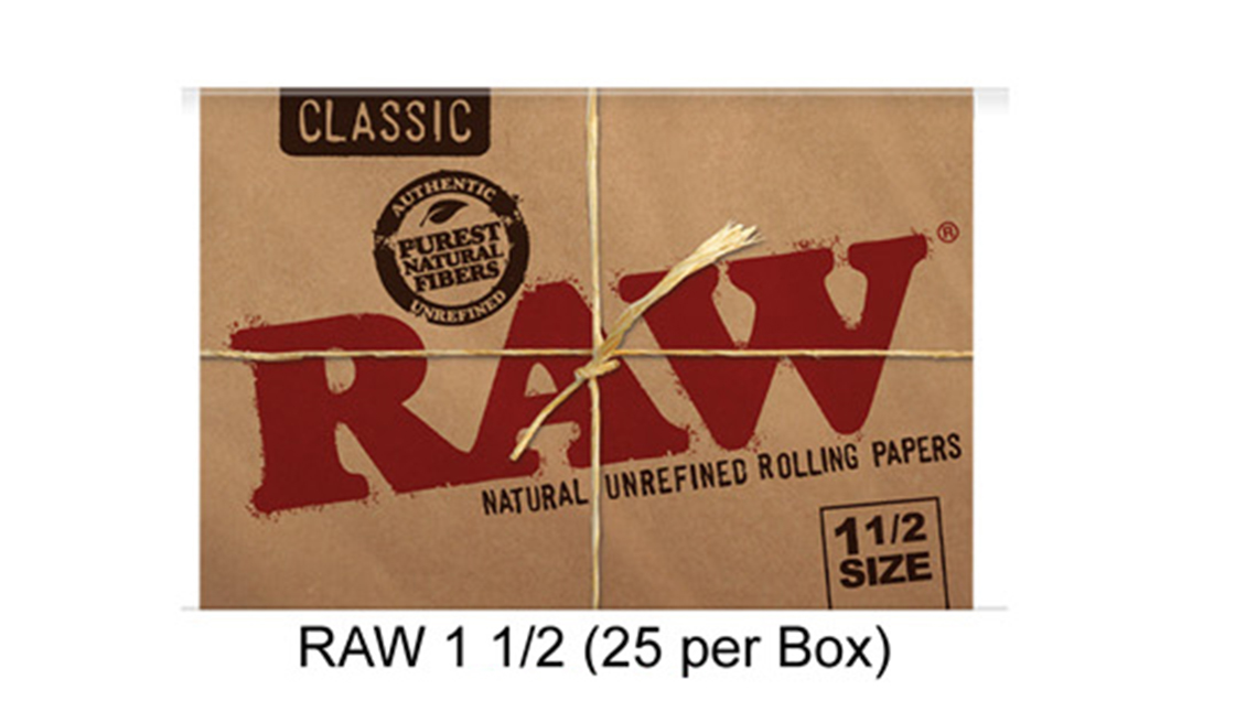 Raw 1 1 & 2 Paper