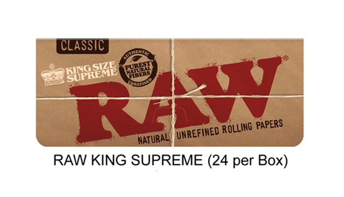 Raw King Size Supreme Paper