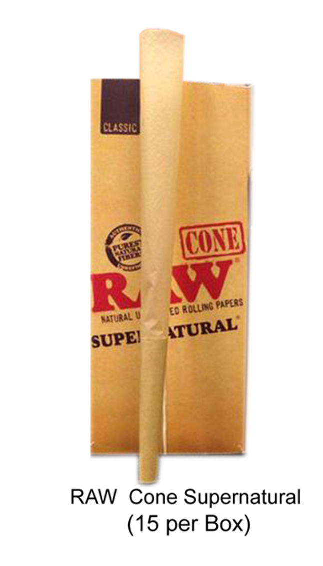 Raw Cone Supernatural