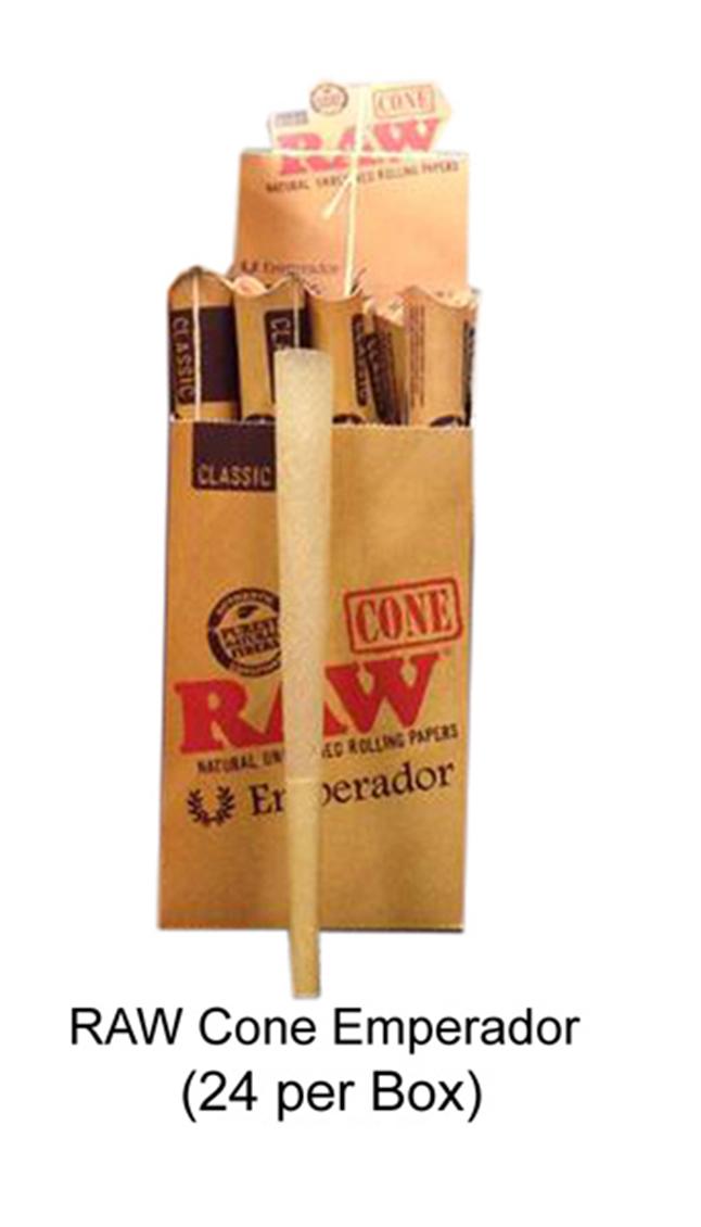 Raw Cone Emperador