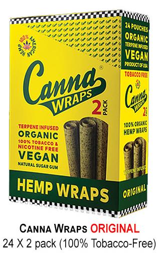 Canna Hemp Wraps Original