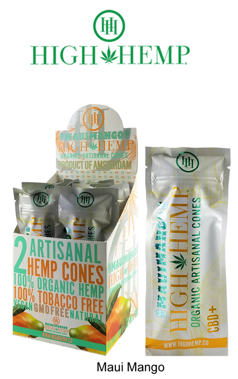 High Hemp Maui Mango CBD