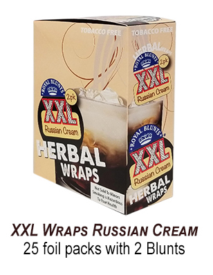 XXL Wraps Russian Cream