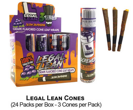 Legal Lean Cones