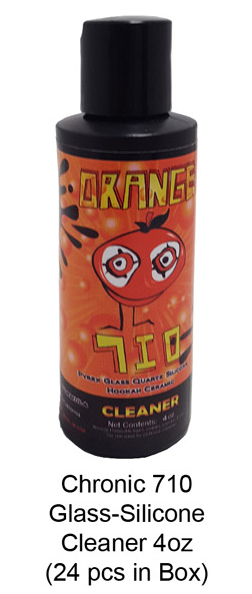 Chronic 710 Glass silicone Cleaner 4oz