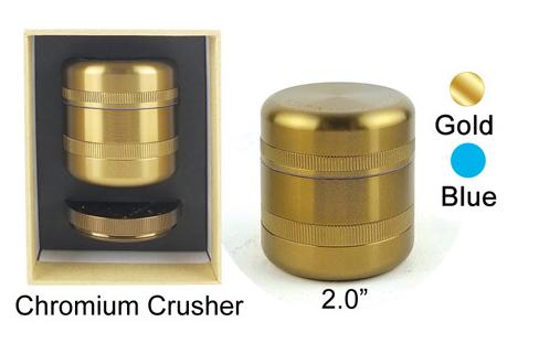 Chromium Crusher 2 Inch Grinder
