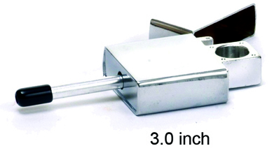 3 Inch The Shape Of Zippo Lighter Pipe