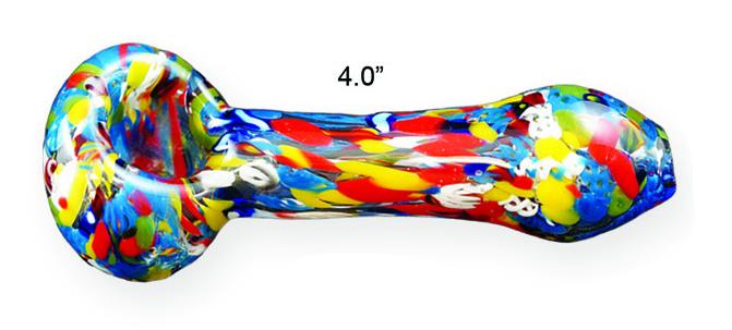 4 Inch Rainbow Hand Pipe