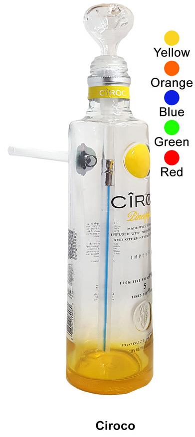 Ciroc Water Pipe