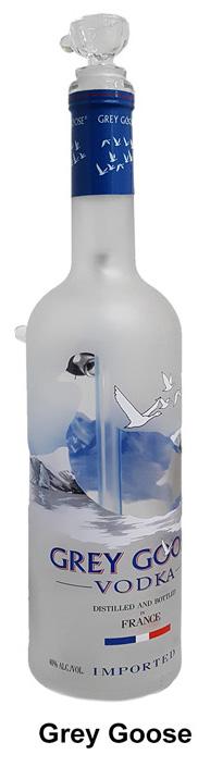 Grey Goose Water Pipe