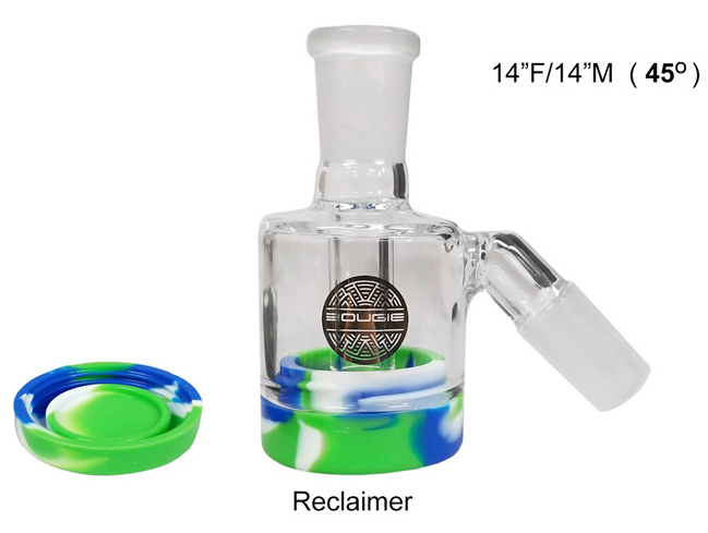 14 Inch f & 14 Inchm 45 degree Reclaimer Ash Catcher