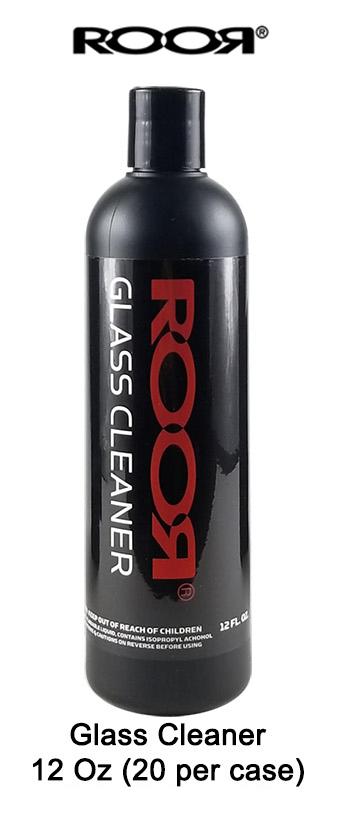 Roor Glass Cleaner 12oz